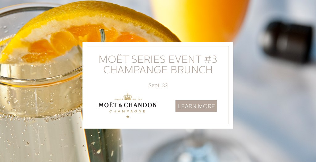 Champagne Brunch at the James Hotel