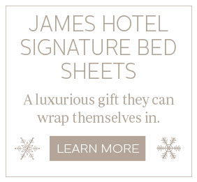 James Hotel Signature Bed Sheets
