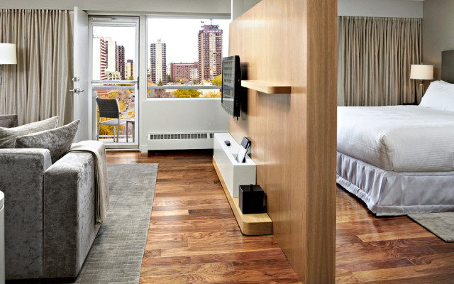 The-James-Hotel Studio Suite Extented Stay